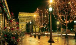 Les Champs Elysees Noel