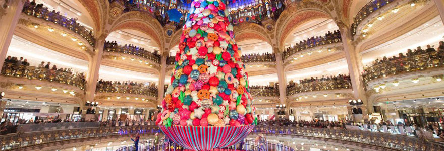 visiter Paris à Noël