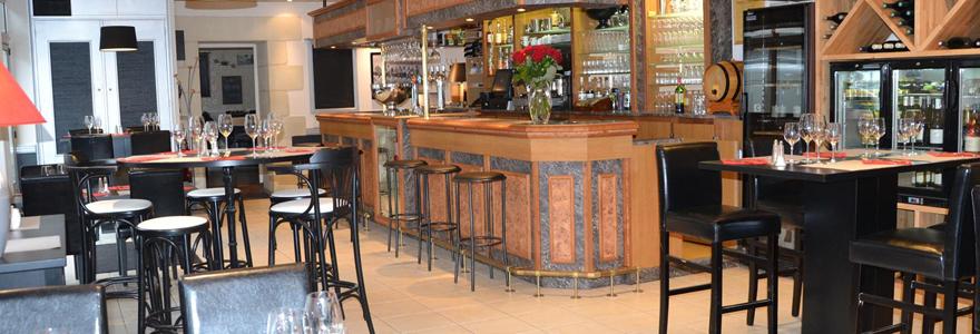 restaurants et bar d'hôtel